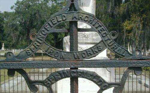Cemetery Ironwork Cemetery Fencing Cemetery