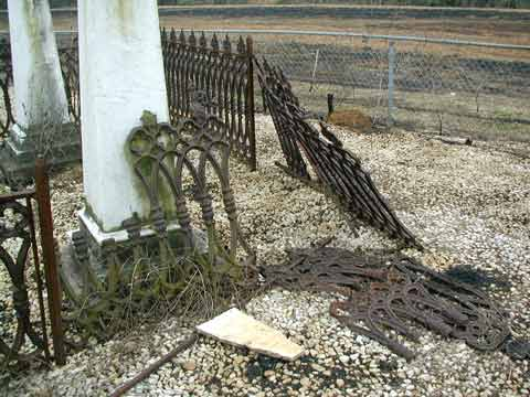 Cemetery Ironwork Cemetery Fencing Cemetery